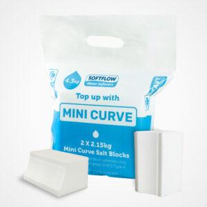 Cobalt Mini Curve salt 4.3kg Essex